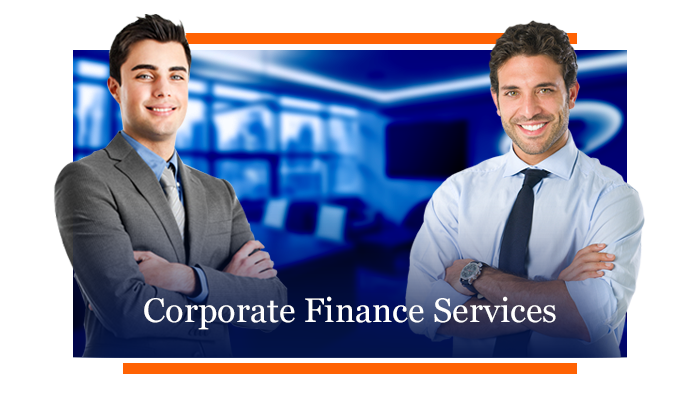 Our Service Corporate Finance Services